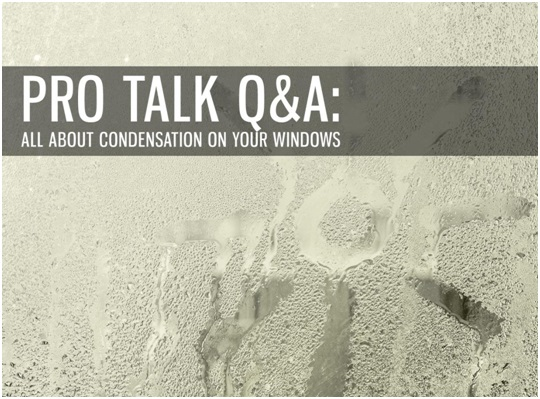 All about Condensation on Your Windows