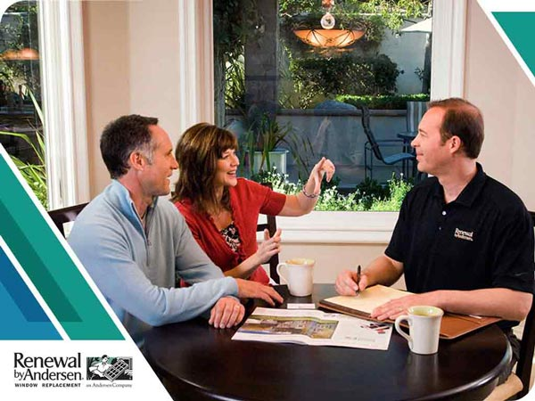 Renewal by Andersen of Sacramento Installs Better Windows
