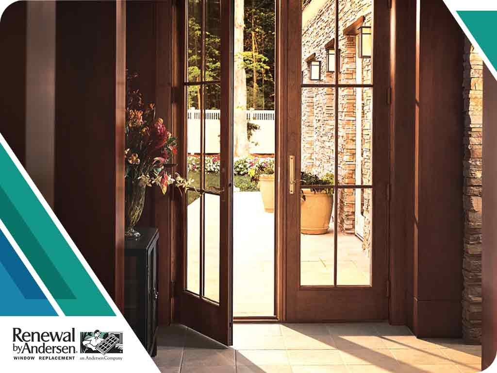 A Brief History of the French Door